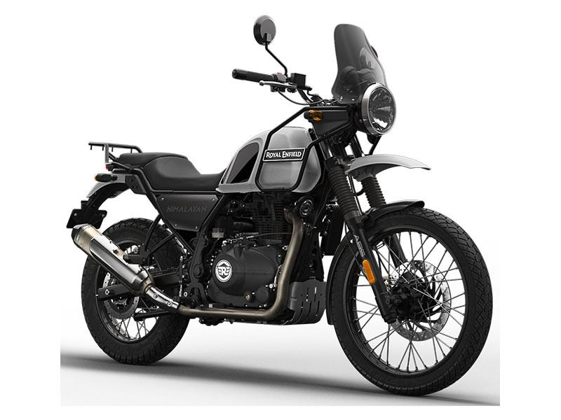 2021 Royal Enfield Himalayan 411 EFI ABS in Aurora, Ohio - Photo 2