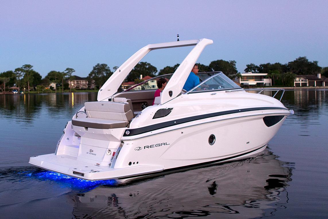 2018 Regal 28 Express Power Boats Inboard Bridgeport New