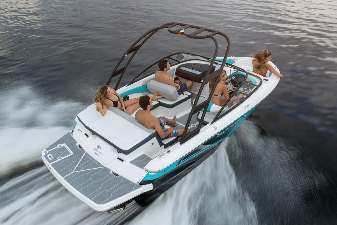 2019 Regal 1900 ES Bowrider in Bridgeport, New York