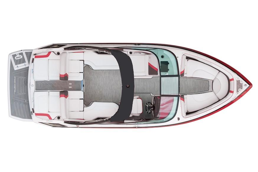 2019 Regal 23 RX Bowrider in Bridgeport, New York