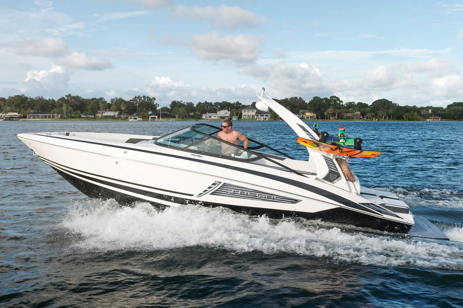 2019 Regal 25 RX Surf in Bridgeport, New York - Photo 1