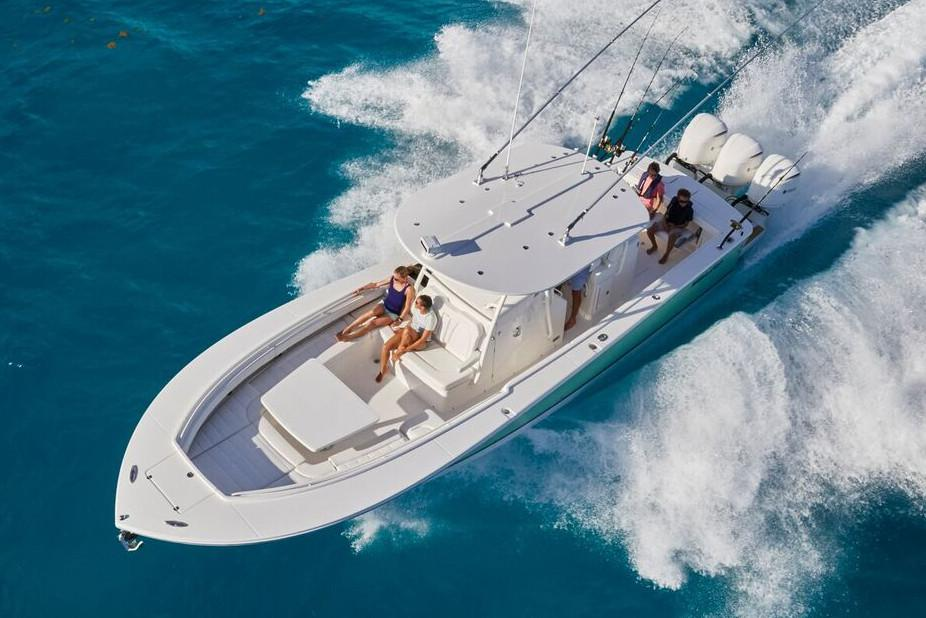 2019 Regulator 34SS in Holiday, Florida - Photo 5