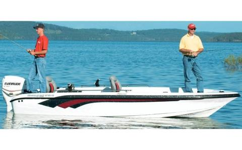 2013 Ranger 618T Fisherman in Harriman, Tennessee