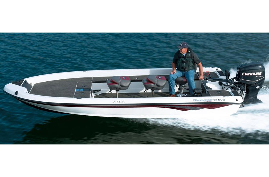 2013 Ranger 175T Angler in Harriman, Tennessee