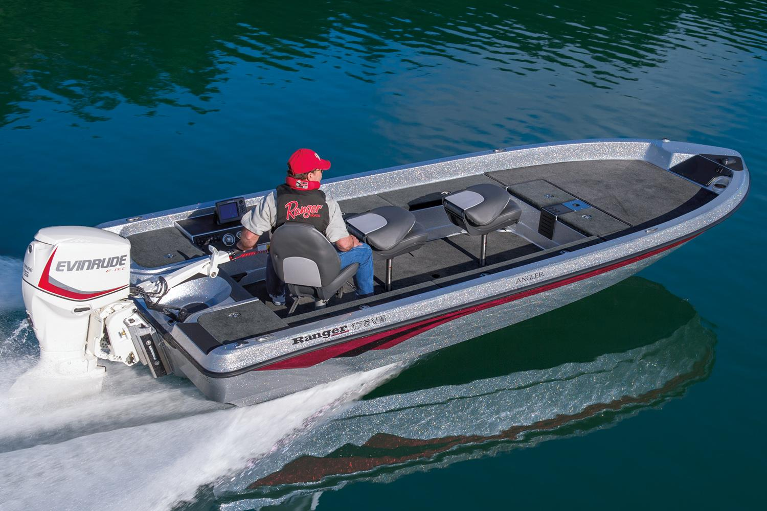 2015 Ranger 175T Angler in Harriman, Tennessee