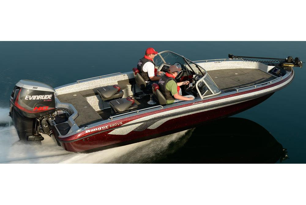 2015 Ranger 620VS Fisherman in Harriman, Tennessee