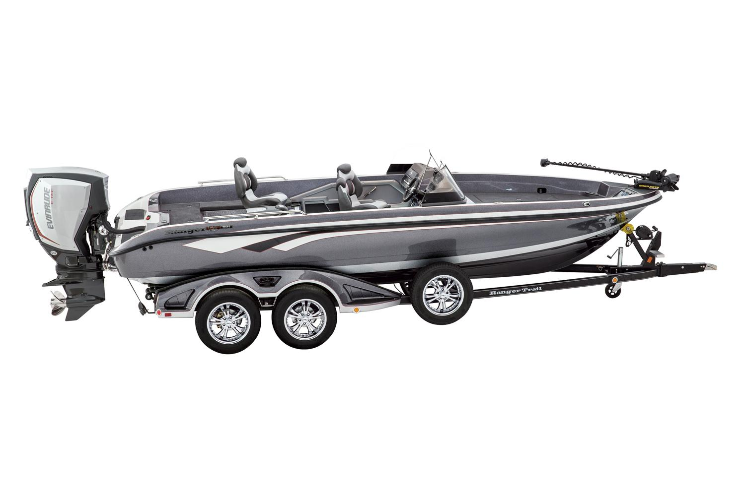2015 Ranger 621FS Fisherman in Harriman, Tennessee