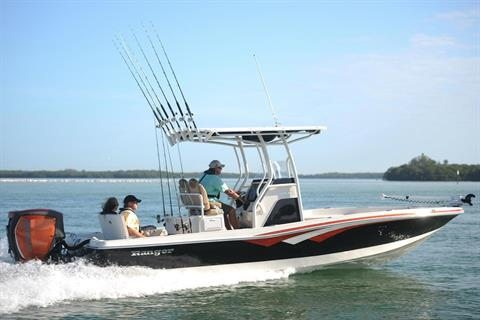 2016 Ranger 2510 Bay Ranger in Yantis, Texas