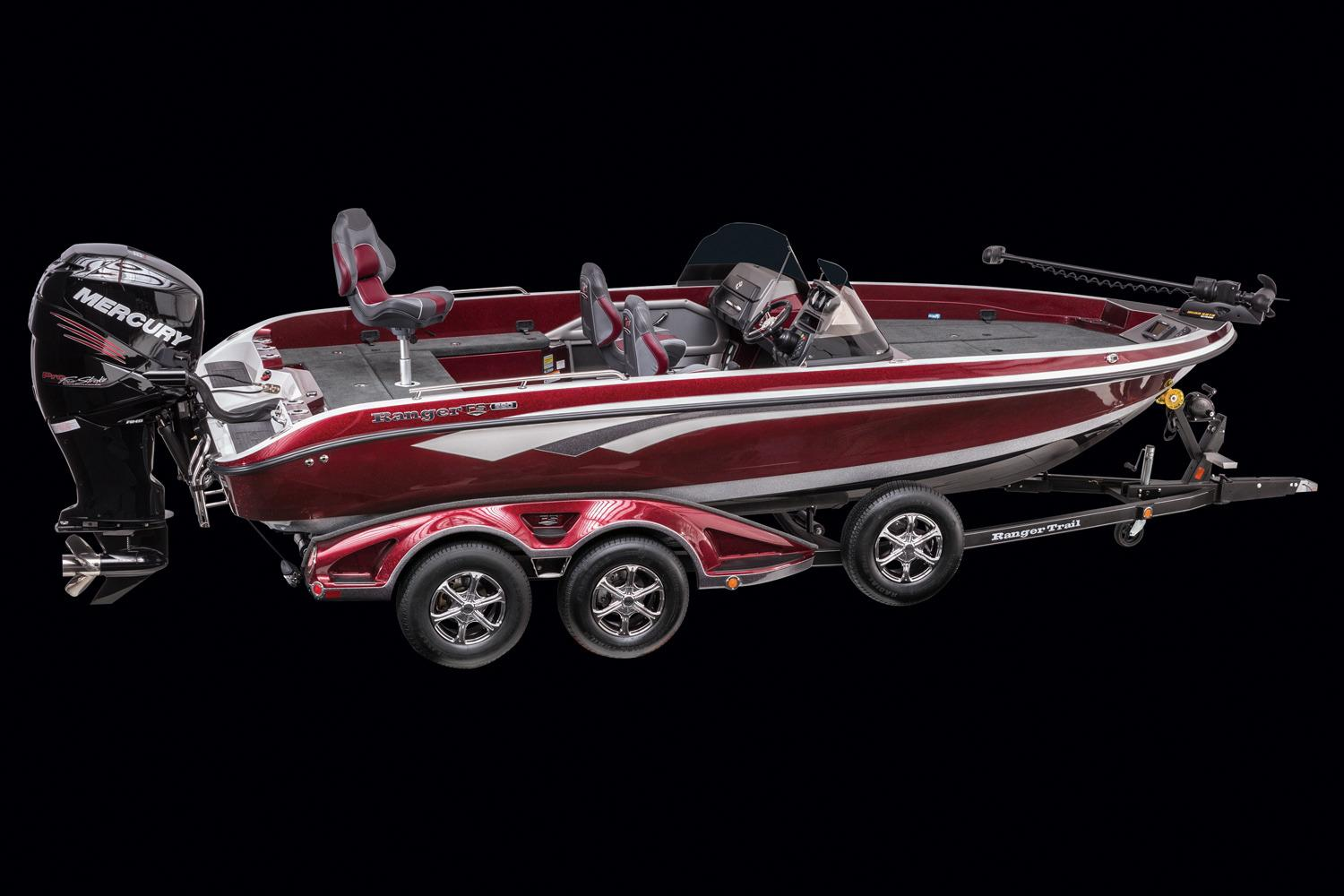 2016 Ranger 620FS Fisherman in Yantis, Texas