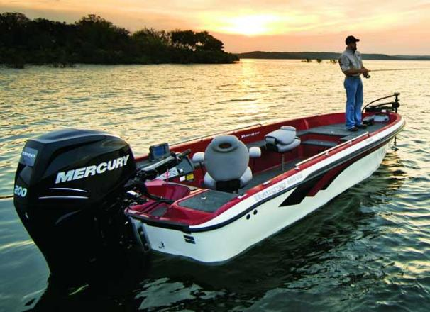 2016 Ranger 620T Fisherman in Harriman, Tennessee