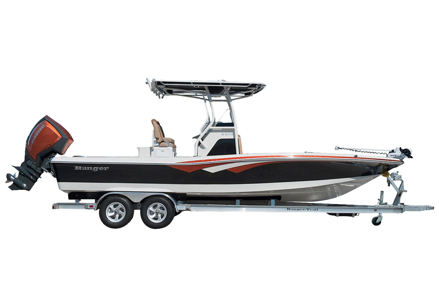 2017 Ranger 2510 Bay Ranger in Eastland, Texas