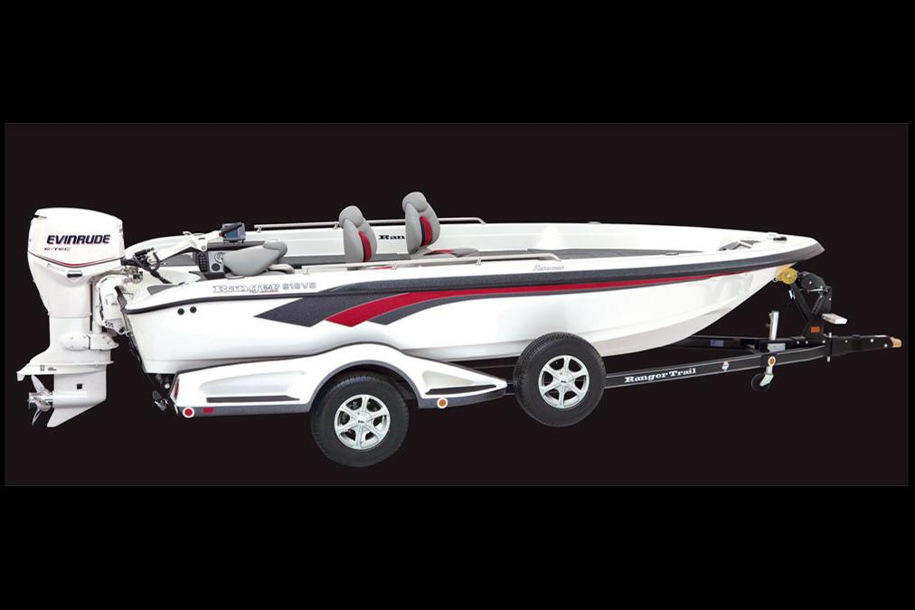 2017 Ranger 618T Fisherman in Harriman, Tennessee