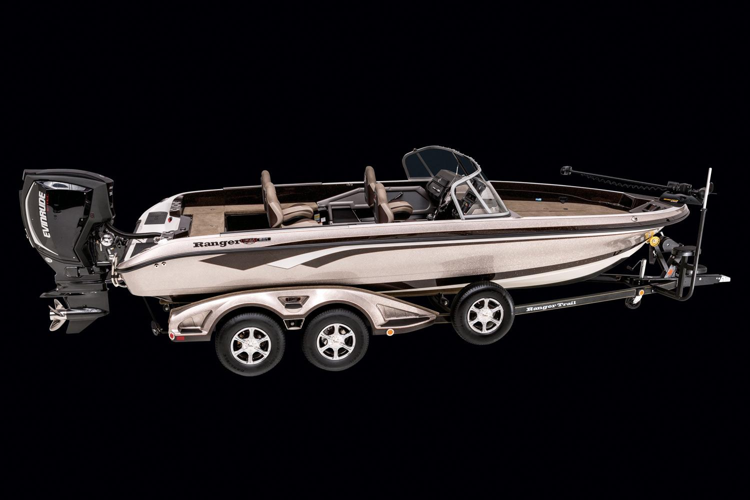 2017 Ranger 621FS Fisherman in Eastland, Texas