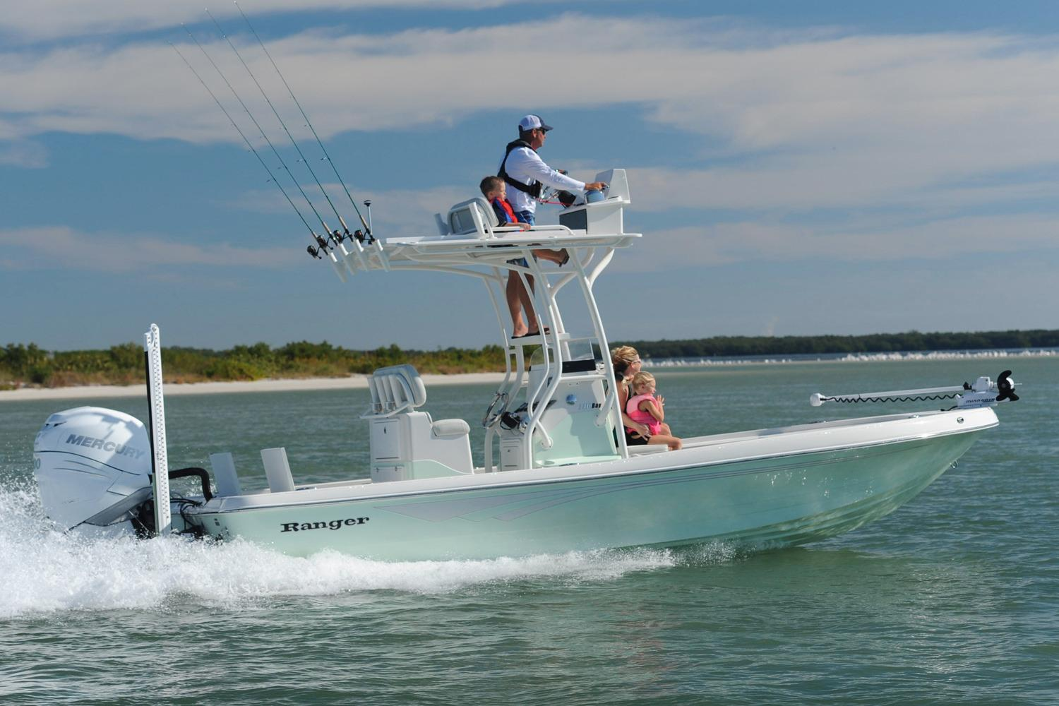 2018 Ranger 2310 Bay Ranger in Eastland, Texas