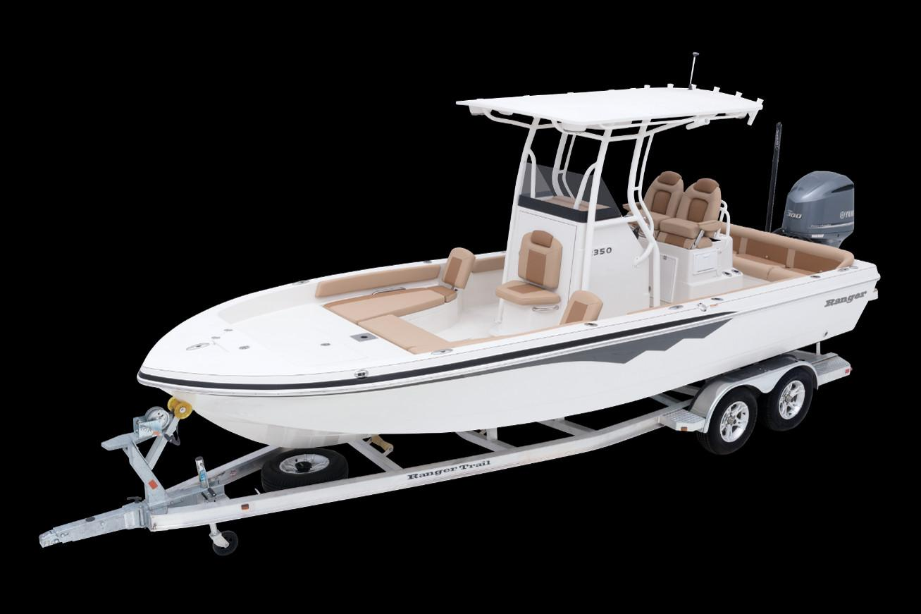 2018 Ranger 2350 Bay Ranger in Eastland, Texas