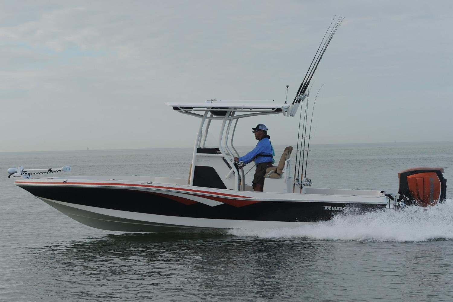 2018 Ranger 2510 Bay Ranger in Eastland, Texas