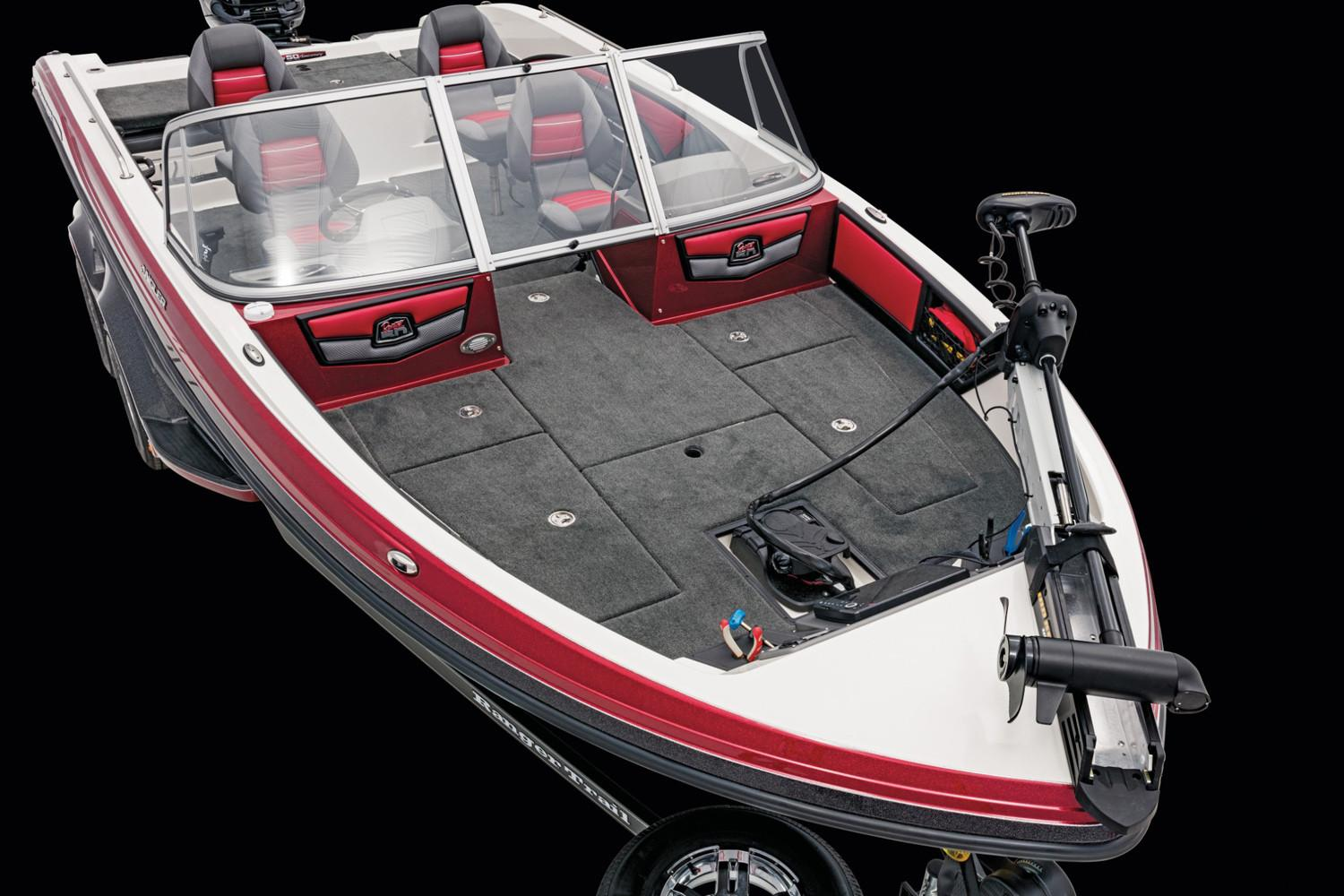 2018 Ranger 2080MS Angler in Eastland, Texas - Photo 5