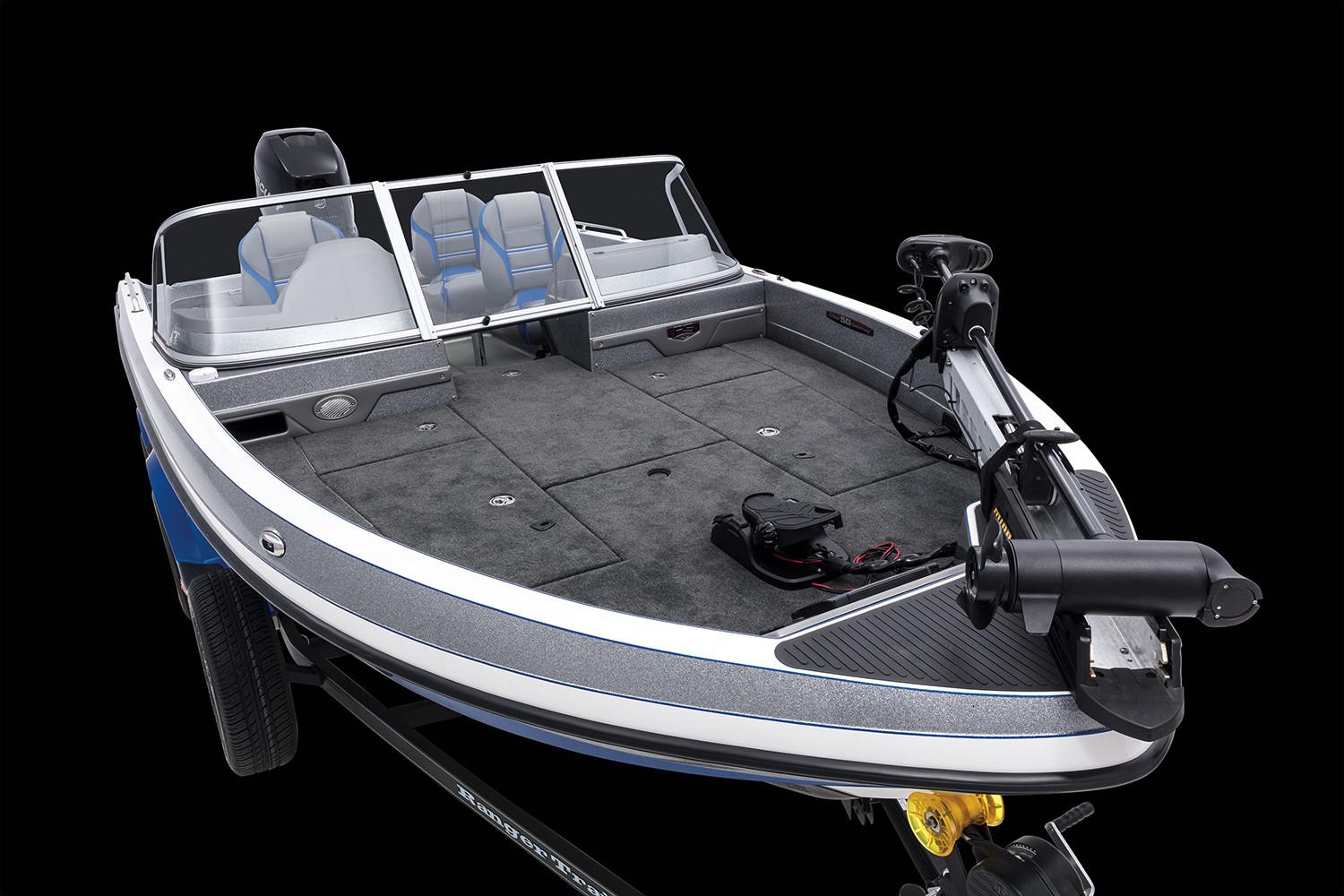 2018 Ranger 619FS Fisherman in Eastland, Texas