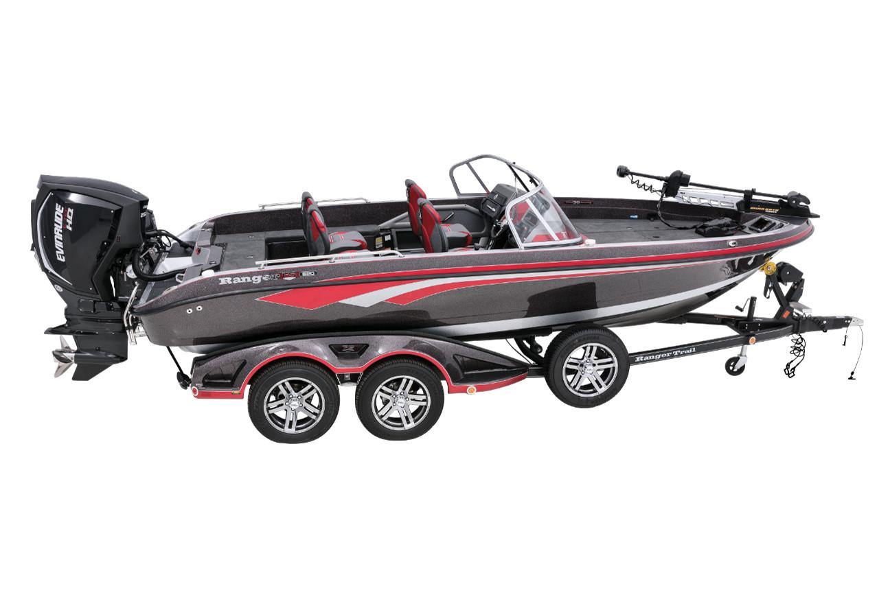 2018 Ranger 620FS Fisherman in Eastland, Texas