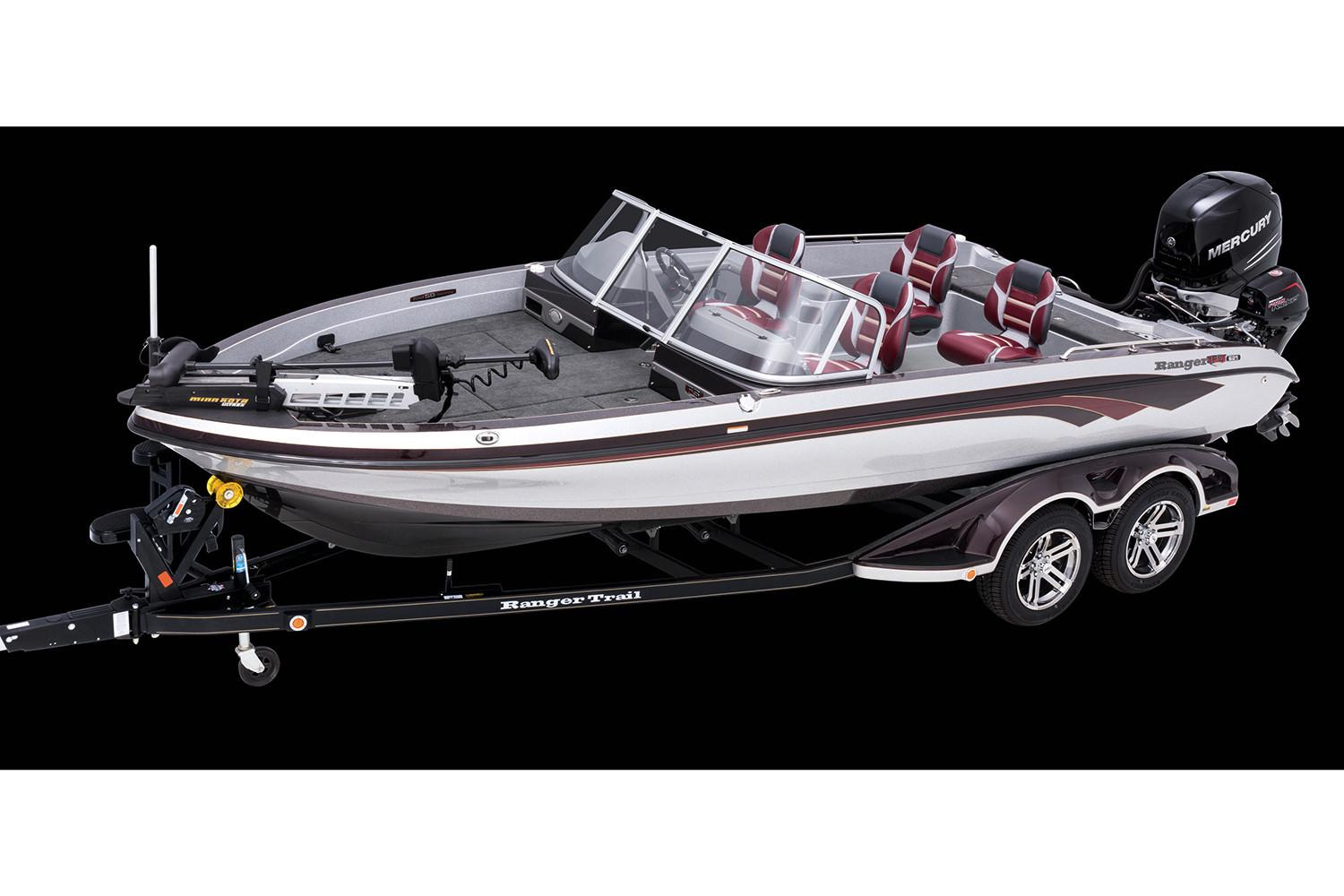 2018 Ranger 621FS Fisherman in Harriman, Tennessee