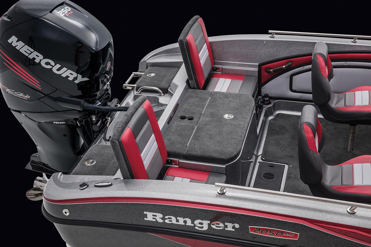 2018 Ranger 2050MS Reata in Eastland, Texas