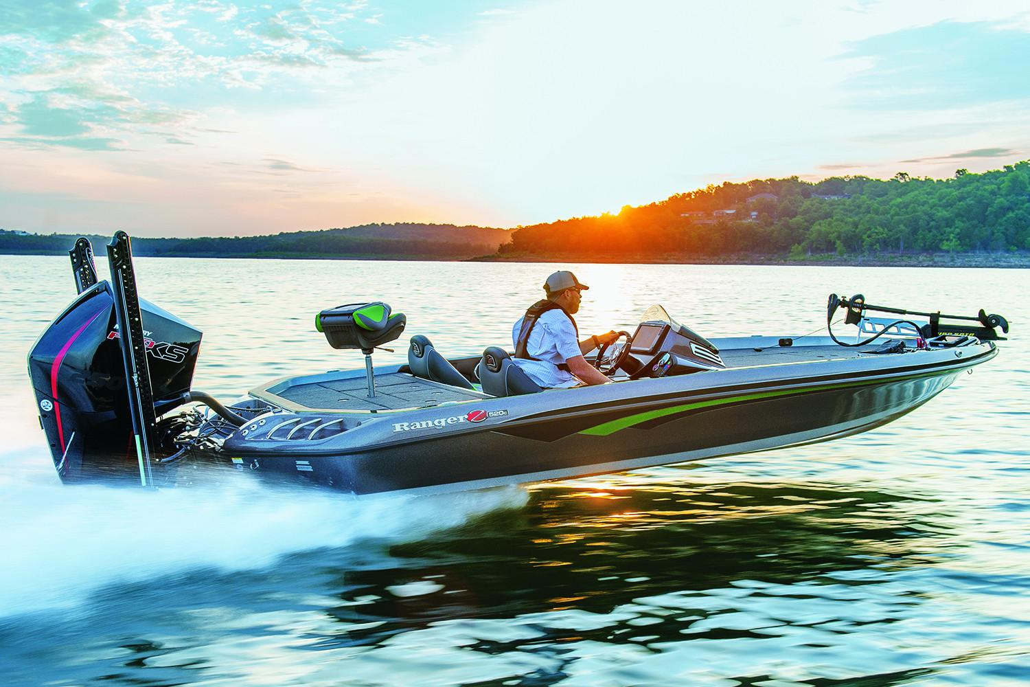New 2019 Ranger Z520 Comanche Ranger Cup Power Boats
