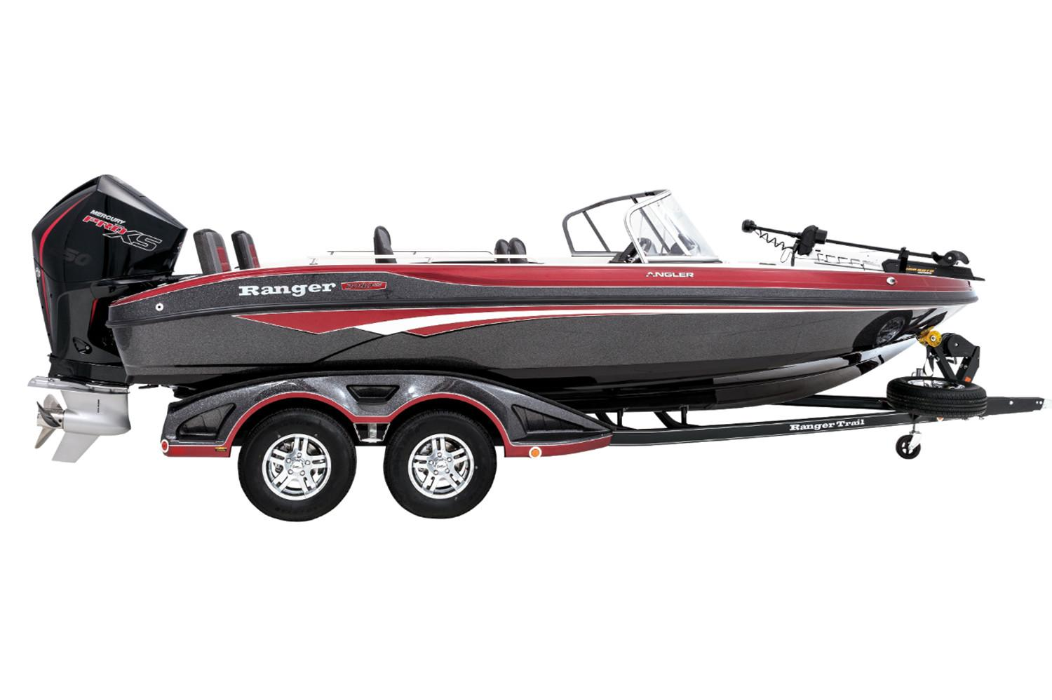 2019 Ranger 2080MS Angler in Roscoe, Illinois - Photo 16