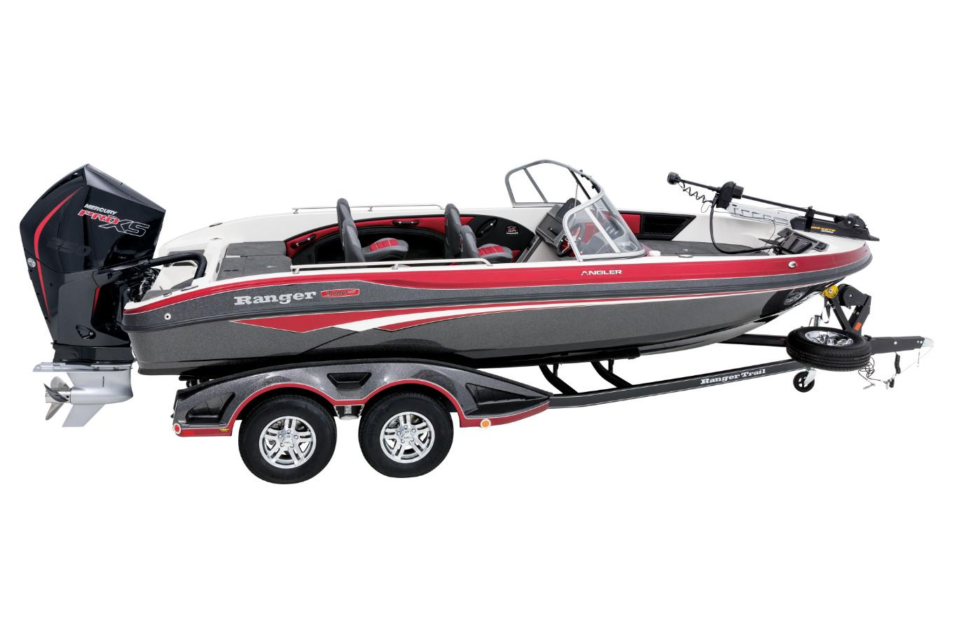 2019 Ranger 2080MS Angler in Roscoe, Illinois - Photo 17