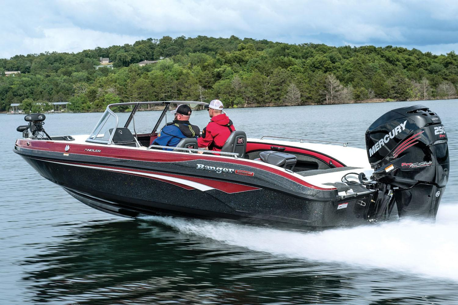2019 Ranger 2080MS Angler in Roscoe, Illinois - Photo 2