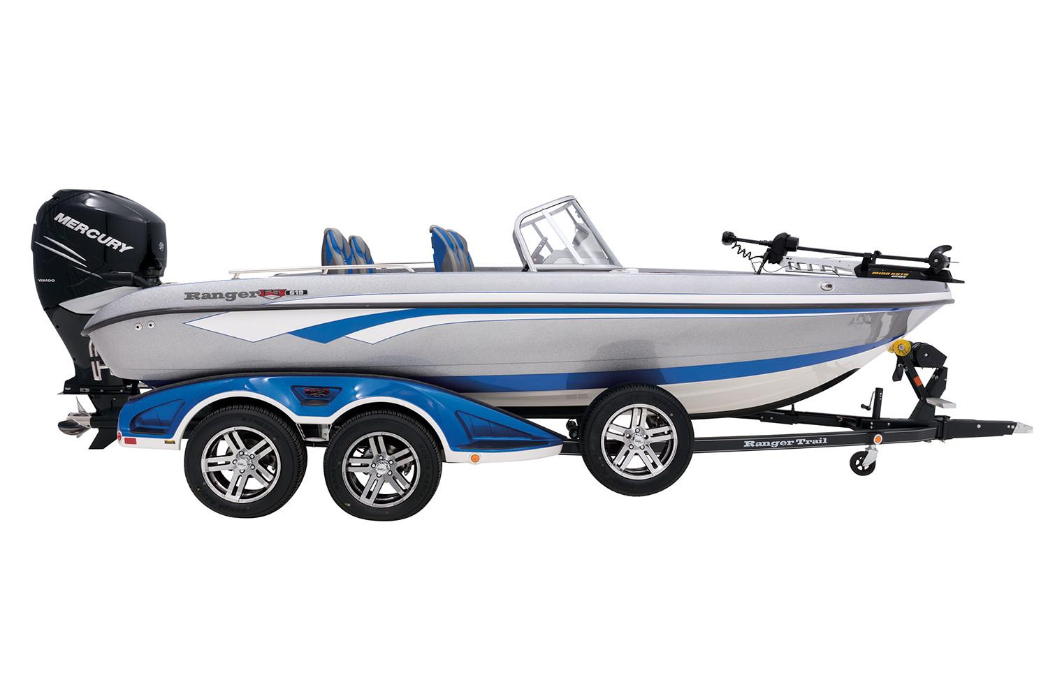 2019 Ranger 619FS Fisherman in Eastland, Texas - Photo 14