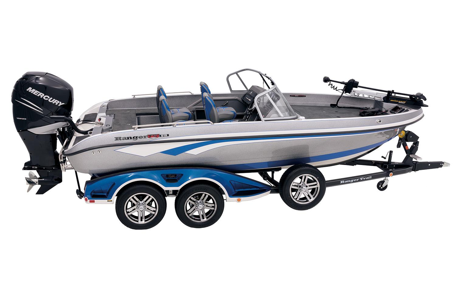 2019 Ranger 619FS Fisherman in Eastland, Texas - Photo 15