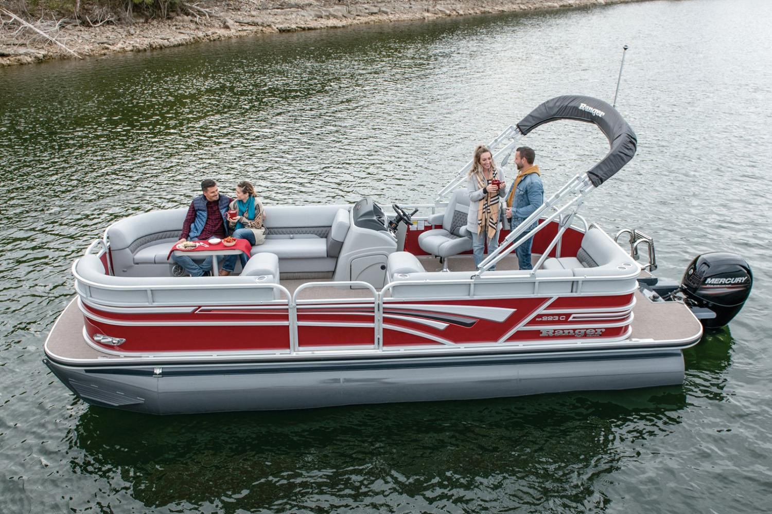 New 2019 Ranger Reata 223C Power Boats Outboard in Eastland