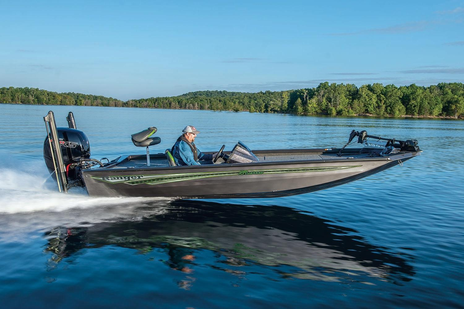2020 Ranger RT198P Fishing Package in Eastland, Texas - Photo 2