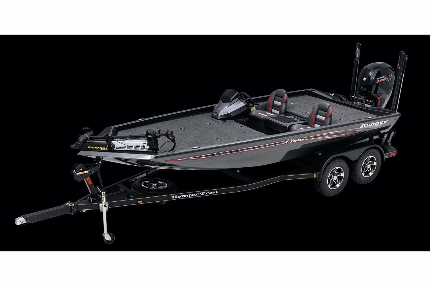 2020 Ranger RT198P Fishing Package in Eastland, Texas - Photo 7