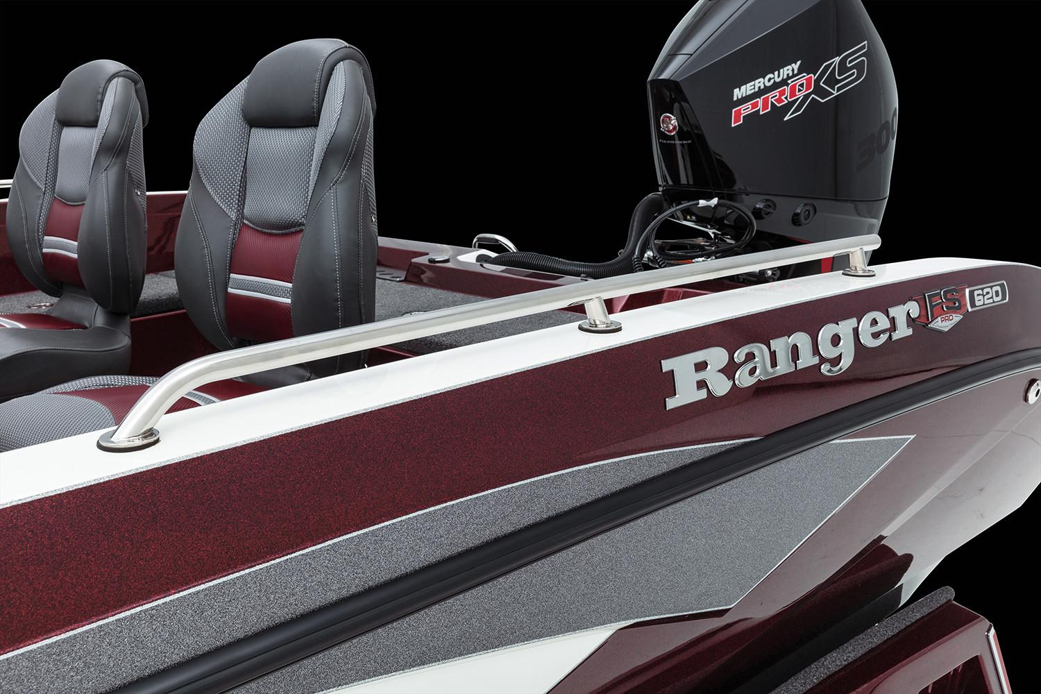 2020 Ranger 620FS Pro Touring w/ Minn Kota Charger in Eastland, Texas