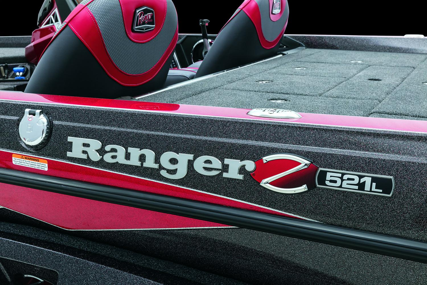 2021 Ranger Z521L Touring Package in Eastland, Texas