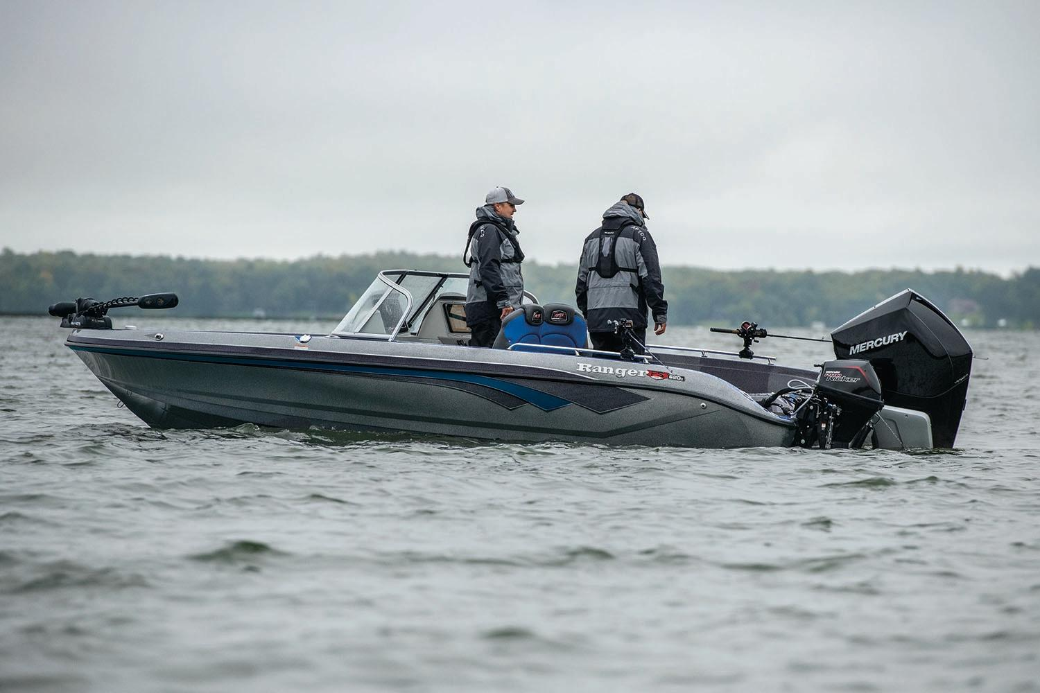 2021 Ranger 620cFS Pro in Eastland, Texas - Photo 4