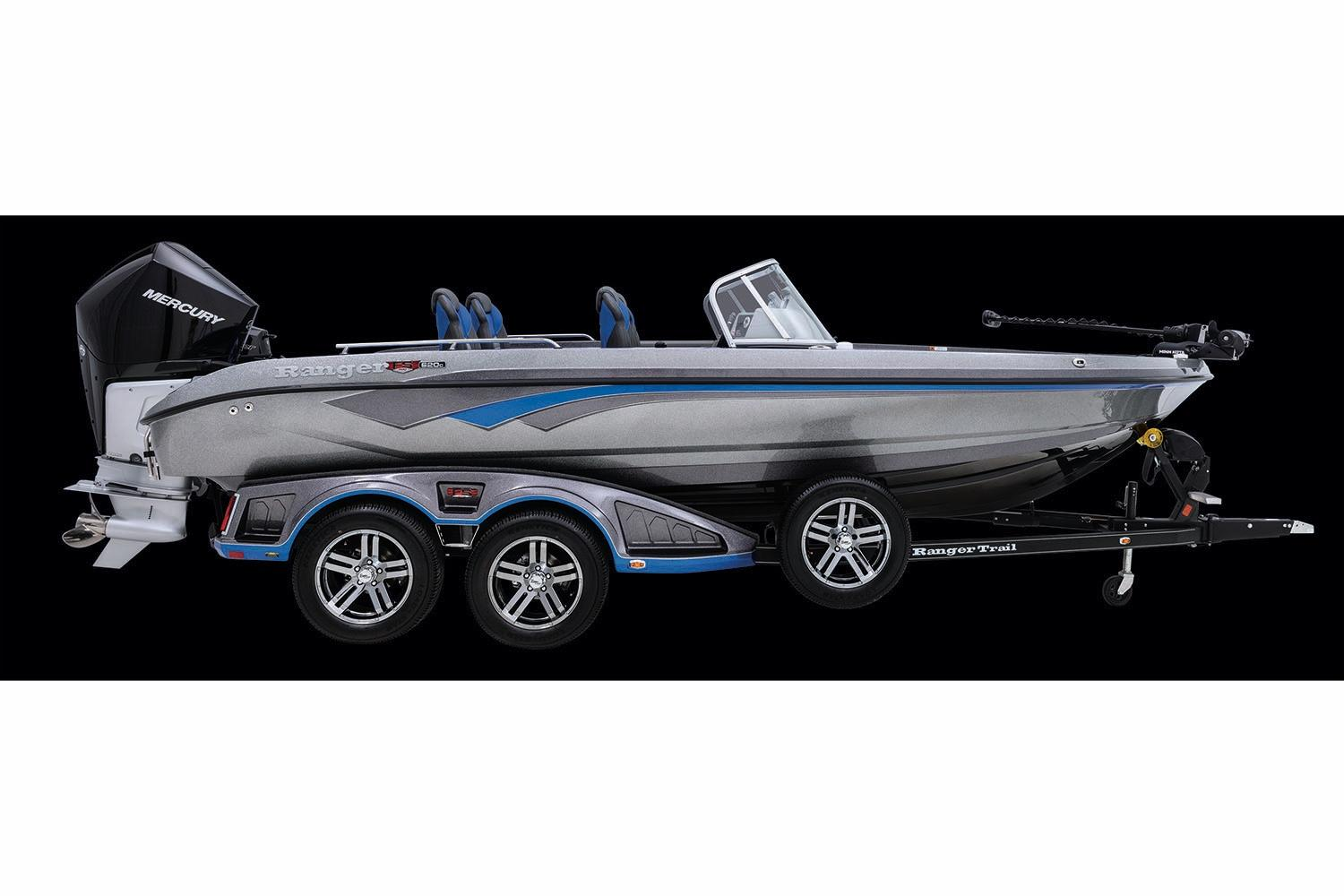 2021 Ranger 620cFS Pro in Eastland, Texas - Photo 22