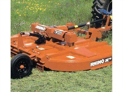 New 2014 Rhino TW120   Cutter Implements in Berlin WI   Orange