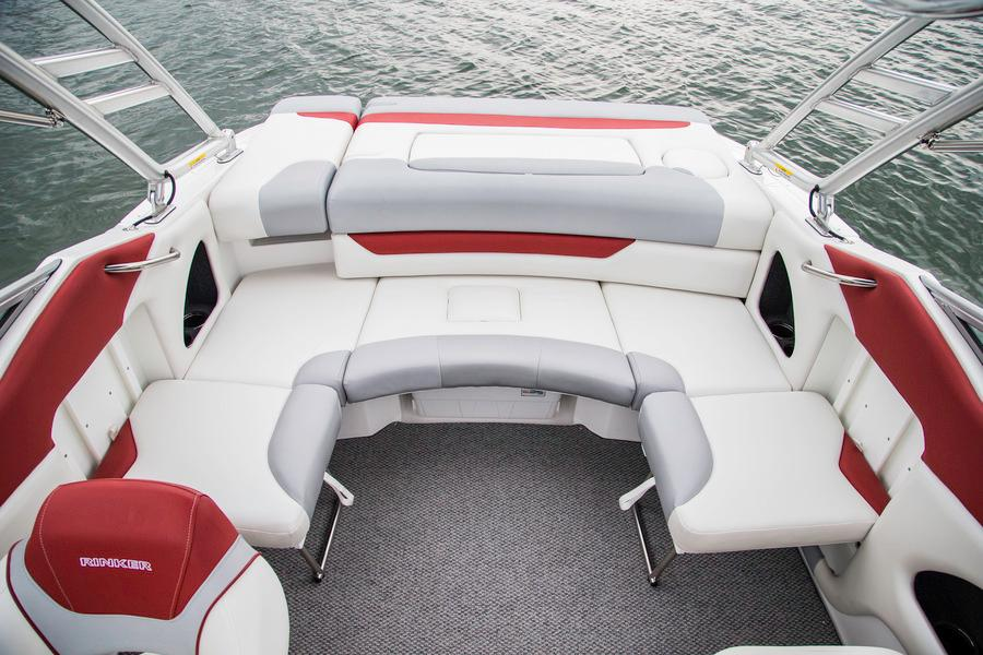 2016 Rinker Captiva 236 BR in Memphis, Tennessee
