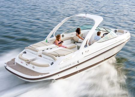 2016 Rinker Captiva 276 BR in Lewisville, Texas