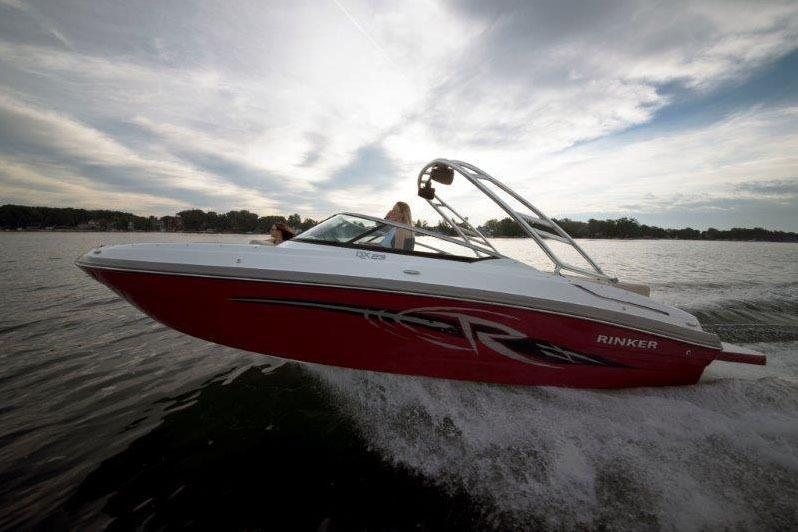 2017 Rinker QX23 BR in Lewisville, Texas