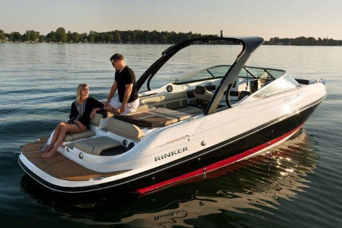 2017 Rinker QX29 BR in Lewisville, Texas