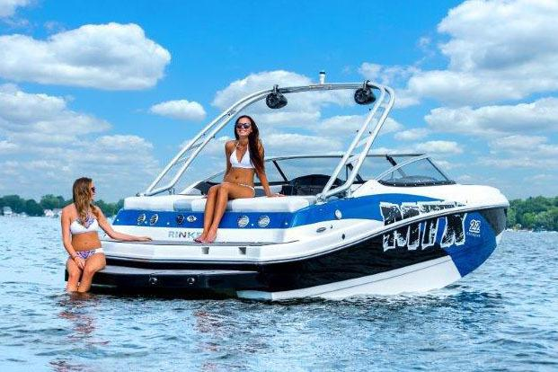 2018 Rinker MTX 22 in Lewisville, Texas - Photo 2