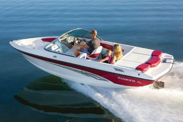 2018 Rinker QX18 BR in Lewisville, Texas - Photo 1