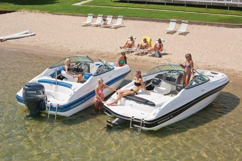 2018 Rinker QX19 BR in Lewisville, Texas - Photo 6