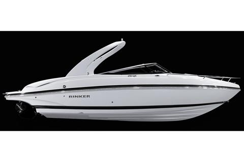 2018 Rinker QX26 CC in Lewisville, Texas