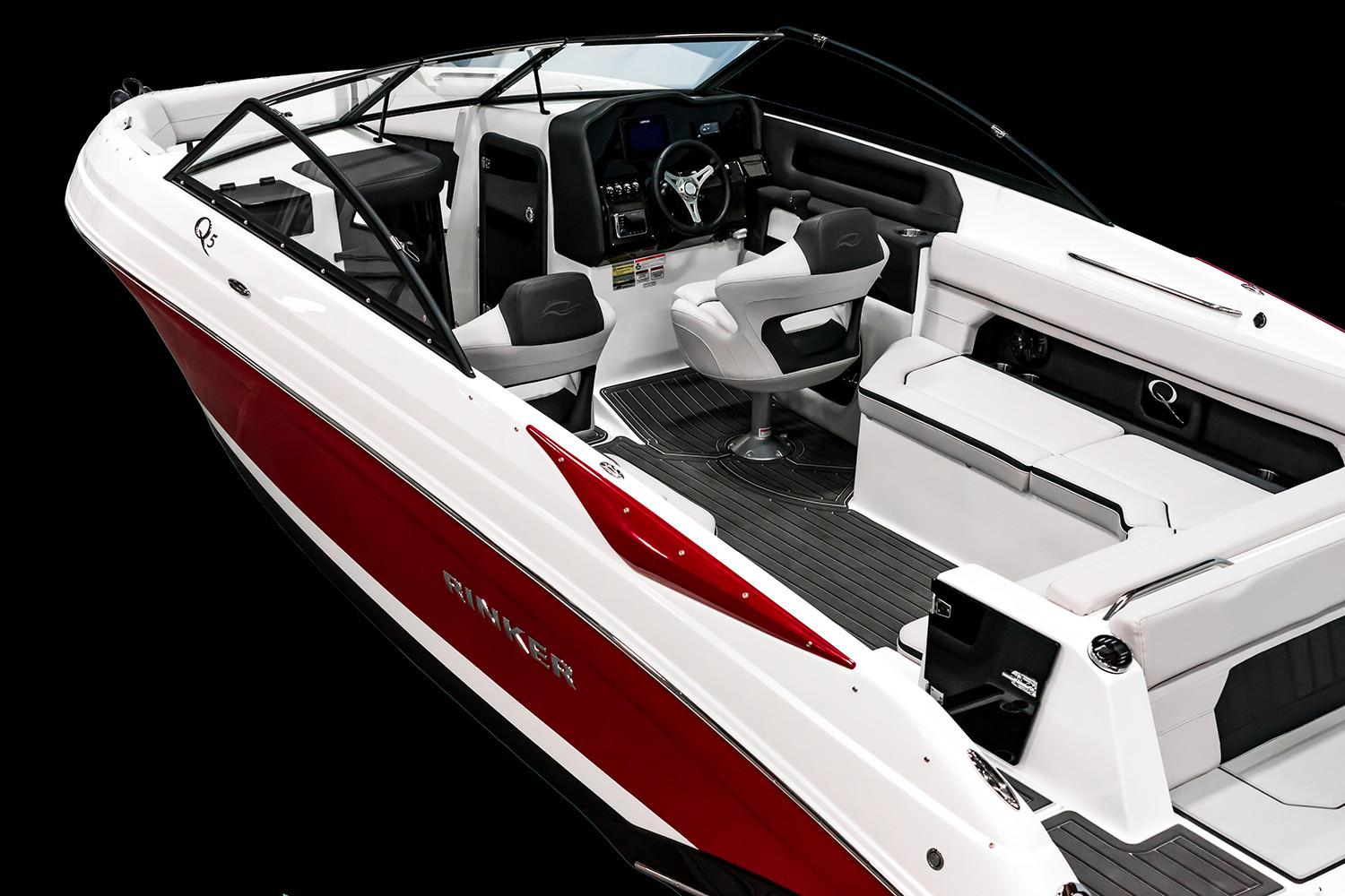 2018 Rinker Q5 OB in Lewisville, Texas - Photo 3