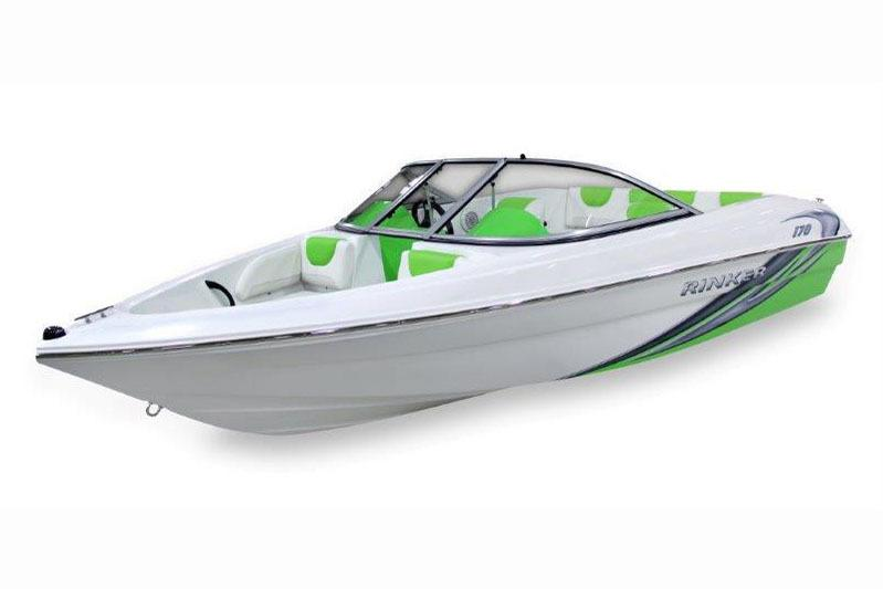 2018 Rinker QX17 OB in Lewisville, Texas - Photo 1