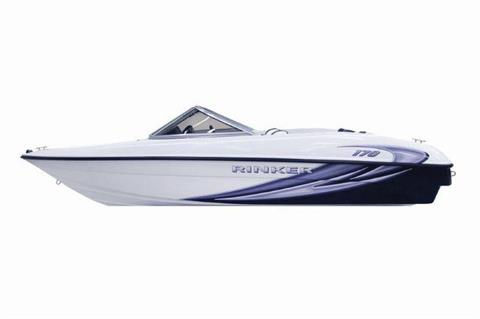 2018 Rinker QX17 OB in Lewisville, Texas - Photo 3